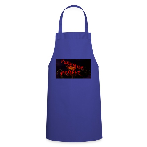 Parkour people spooky clothing - Cooking Apron