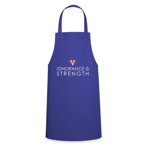 INGSOC - IGNORANCE IS STRENGTH - Cooking Apron