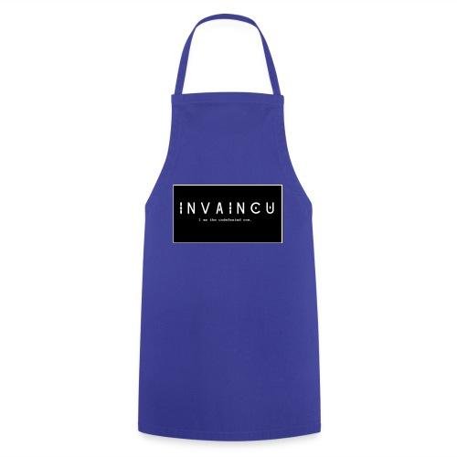 INVAINCU - Cooking Apron