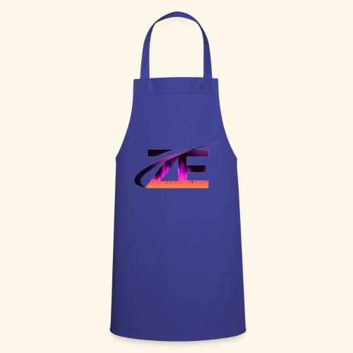 Official ZE's logo - Cooking Apron