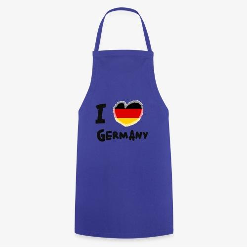 I Love Germany!!! - Kochschürze