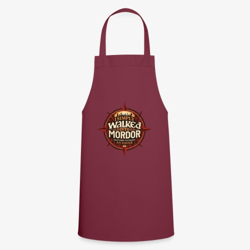 I just went into Mordor - Cooking Apron