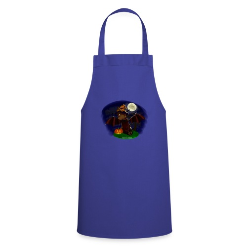 Mindy pumpkin witch - Cooking Apron