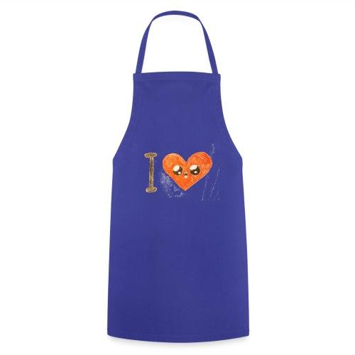 Kids for Kids: heart - Kochschürze