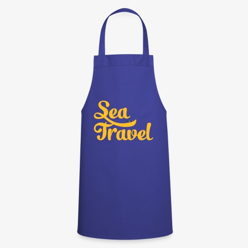 sea travel - Tablier de cuisine