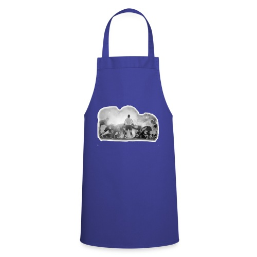 Rugby Scrum - Cooking Apron