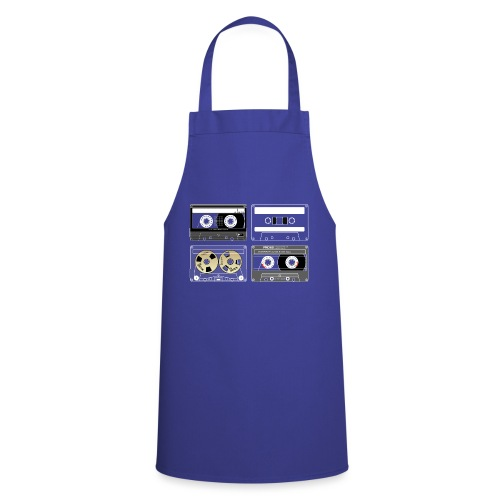 4 cassettes - Cooking Apron