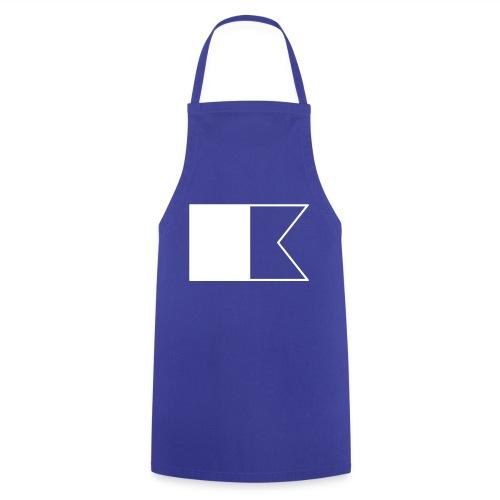 Duikvlag - Keukenschort