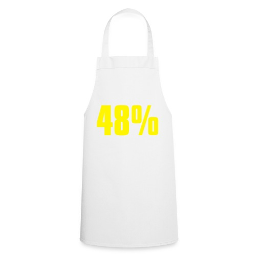 48% - Cooking Apron