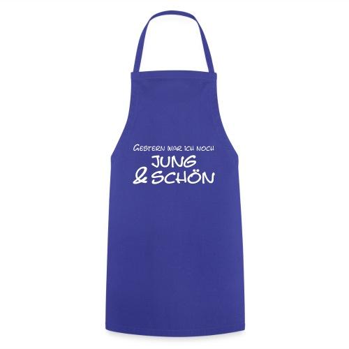 Jung und schön - Kochschürze