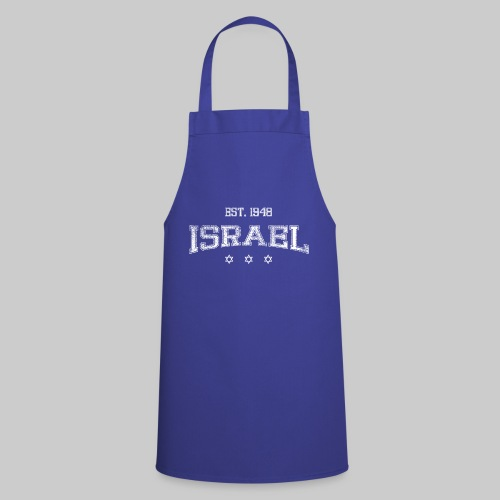 ISRAEL-white - Cooking Apron