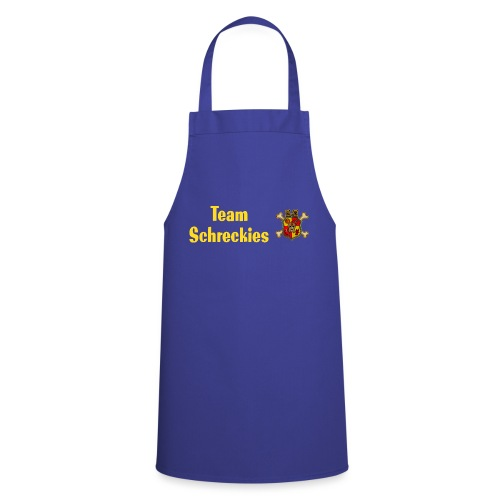 Premium-Shirt Kinder Team Schreckies - Kochschürze