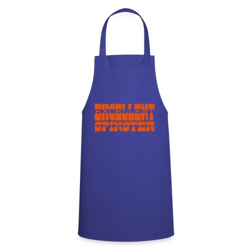 excellent spinster - Cooking Apron