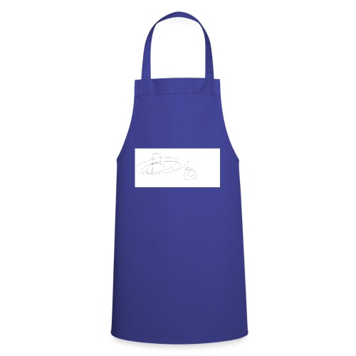 bw signiture - Cooking Apron
