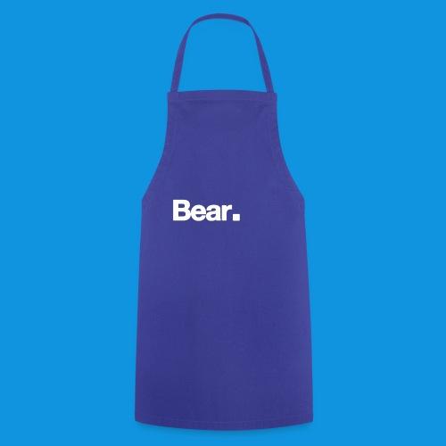 Bear. Retro Bag - Cooking Apron