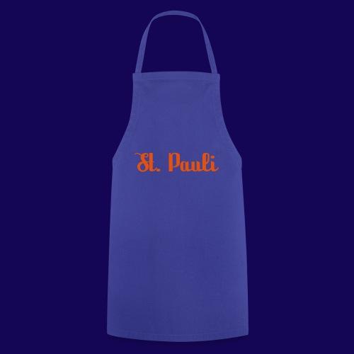 St. Pauli Logotype: Dein Kieztour Begleiter - Kochschürze