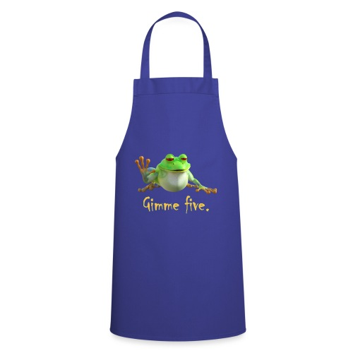 Gimme five - Kochschürze