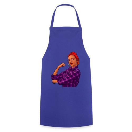 Mujer Empoderada - Delantal de cocina