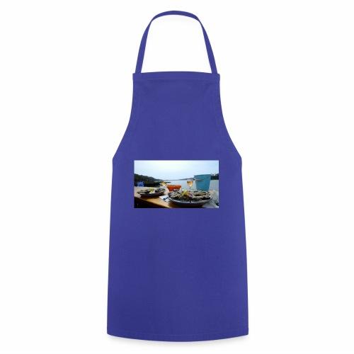 Austern - Kochschürze