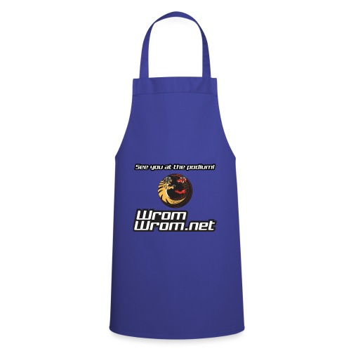 See you at the podium! - Cooking Apron