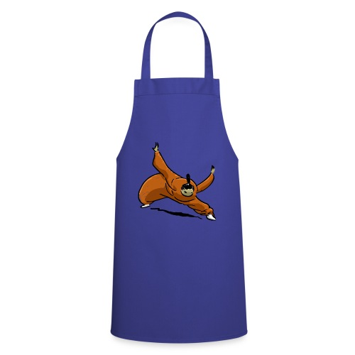 Little kung-fu monk - Cooking Apron