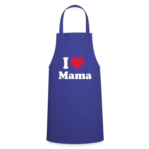 Cool i love mama design - Keukenschort