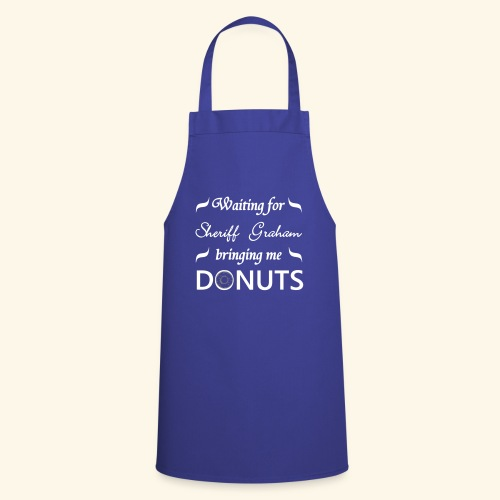 Sheriff Graham Donuts - Cooking Apron