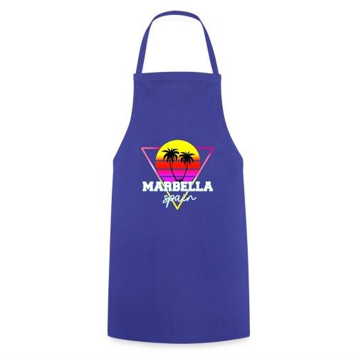Marbella,Spain - Delantal de cocina