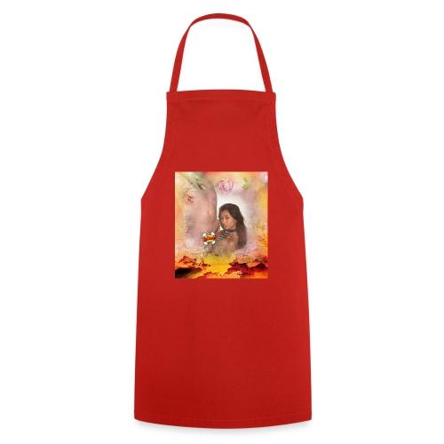 indian spring - Kochschürze