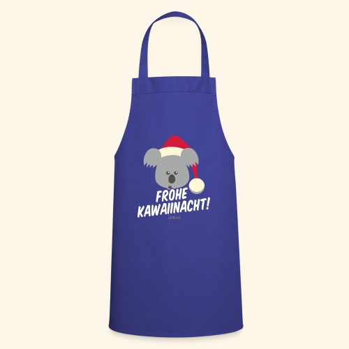 Ugly Christmas Kawaiinacht für Weihnachten - Kochschürze