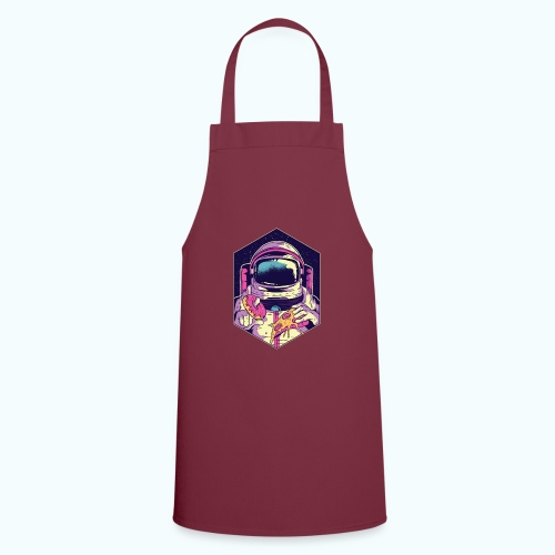 Fast food astronaut - Cooking Apron