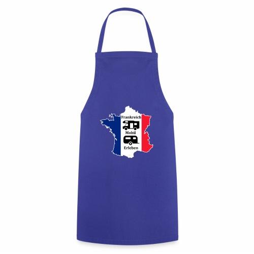 Frankreich-Mobil-Erleben Das Logo - Kochschürze