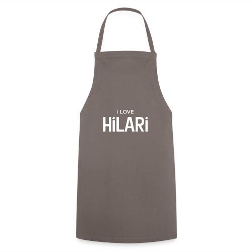 I love HILARI - Kochschürze