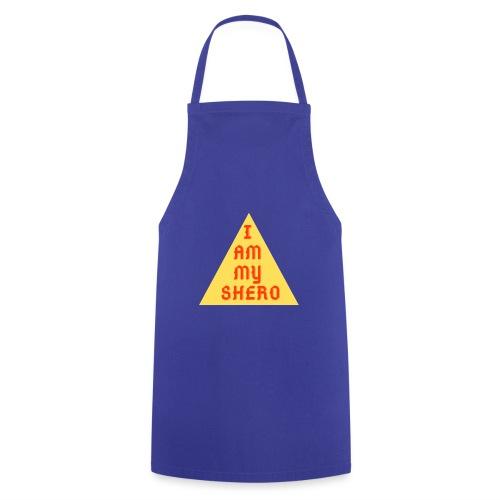 Le triangle I am my shero - Tablier de cuisine