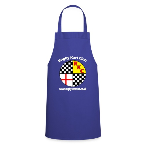 RKC logo with web address - Cooking Apron