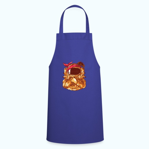 Rebel astronaut - Cooking Apron