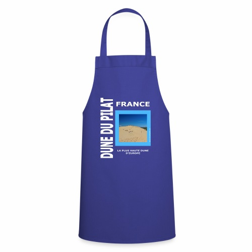 DUNE 2019 no 3 white - Cooking Apron