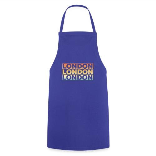 Vintage London Souvenir - Retro SehnsuchtLondon - Kochschürze