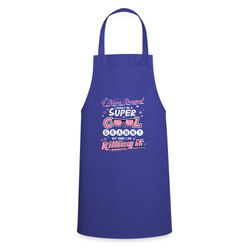 Super Cool Granny - Cooking Apron