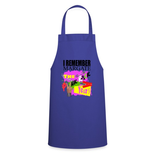 I REMEMBER MARGATE - THE PUNK ROCK YEARS 1970's - Cooking Apron