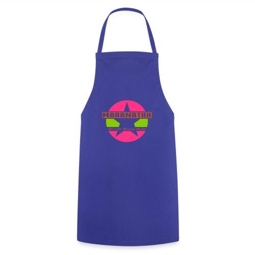 maranatha rosa-grün - Kochschürze