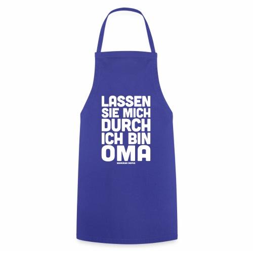 Oma - Kochschürze