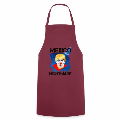 Mexico Nightmare Blue / L'incubo blu del Messico - Grembiule da cucina