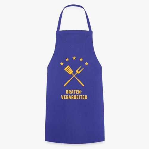 Braten-Verarbeiter - Kochschürze