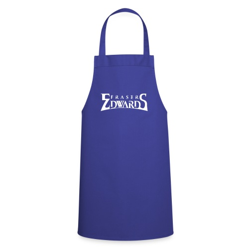 Fraser Edwards Men's Slim Fit T shirt - Cooking Apron