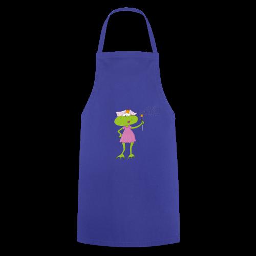 Sei kein Frosch - Froschfee - Kochschürze