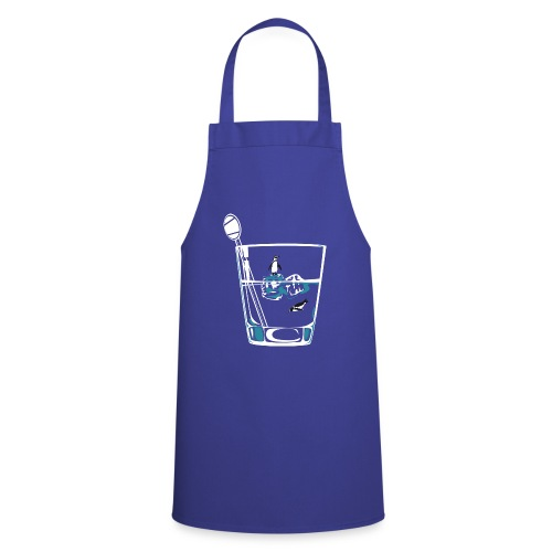 Penguins on the rocks - Cooking Apron
