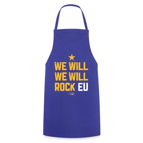 We want to rock EU | SongsFor.EU - Cooking Apron
