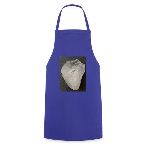Bergkristall*Juttas Steinsammlung* - Kochschürze