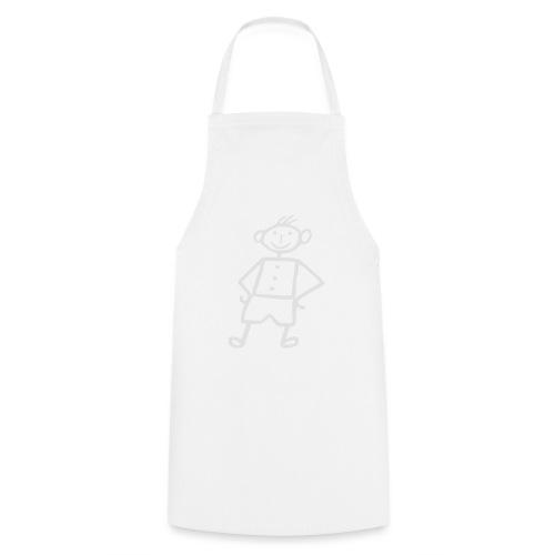 me-white - Kochschürze